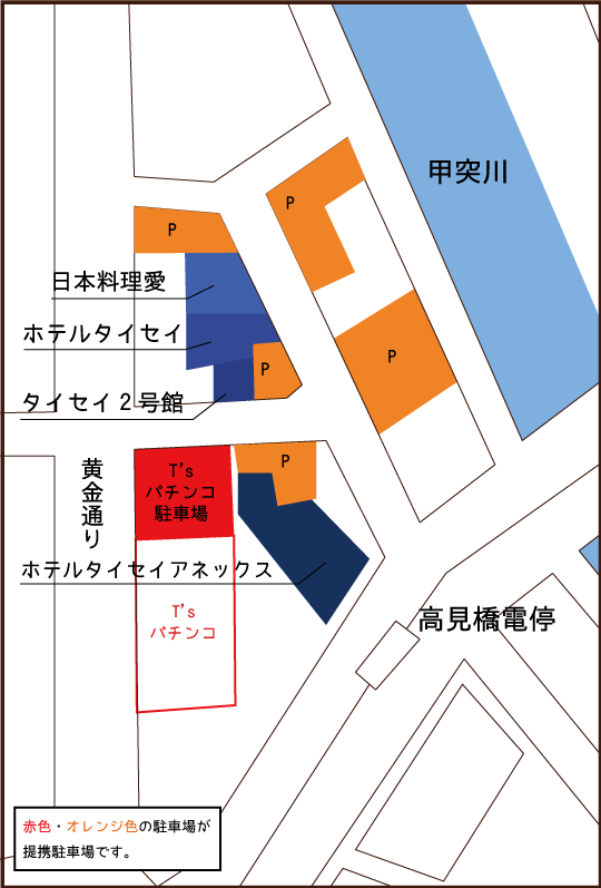 日本料理愛 MAP